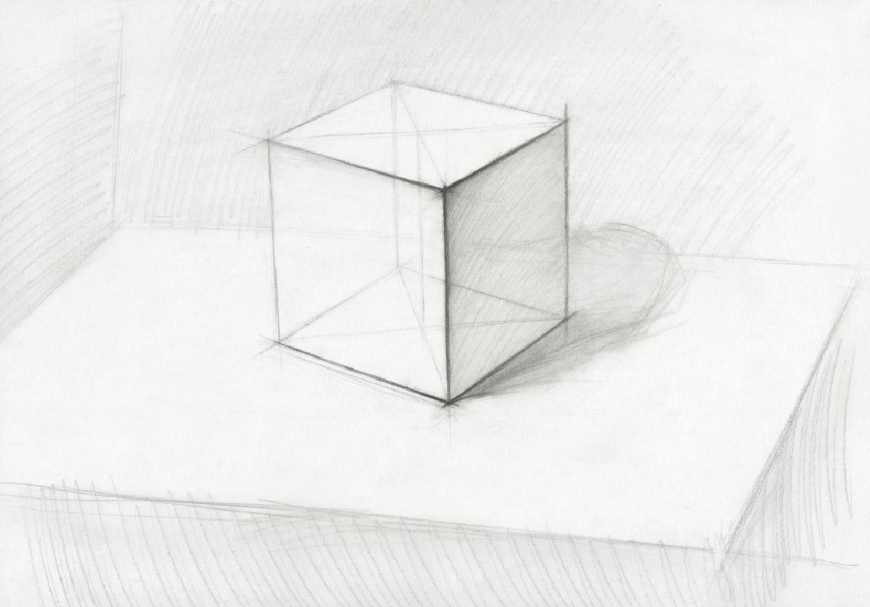 几何形体之正方体