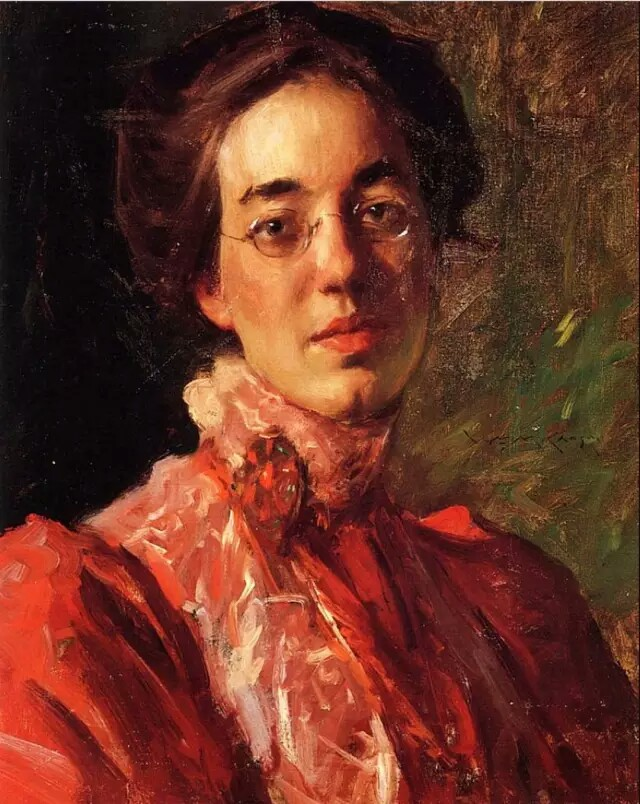 williamchase_威廉梅里特切斯(william merritt chase)色彩